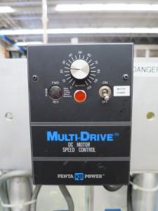 Set Motor Speed